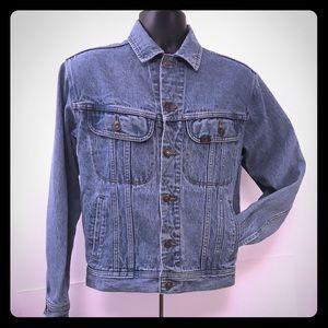 Lee men's size M Classic Denim  Jean Jacket